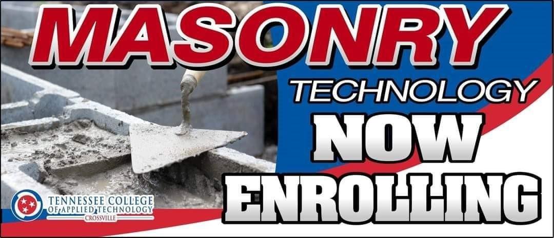 Masonry Technology Now Enrolling