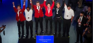 Jacob McGonigle 2018 SkillsUSA National Gold Medalist